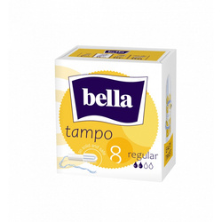 BELLA TAMPON REGULAR COMFORT 8
