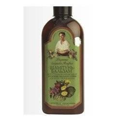 Babcia Agafia RBA Szampon-balsam regenerujący 350ml