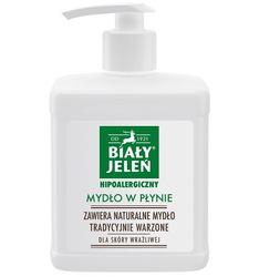 Biały Jeleń Mydło naturalne w płynie 500 ml