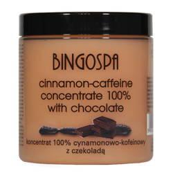 BingoSpa Koncentrat 100% cynamonowo-kofeinowy z czekoladą