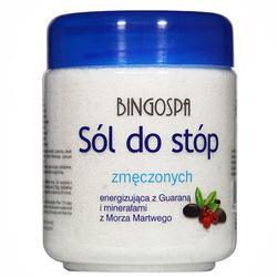 BingoSpa Sól d/s zmęczonych z guaraną 550g