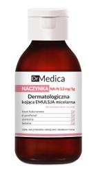 Dr Medica Naczynka Kojąca emulsja micelarna do twarzy 250 ml