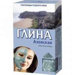 FitoCosmetic Glinka Azowska błękitna Tonizująca 100 g