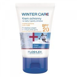FlosLek Winter Krem na narty i sporty zimowe SPF20 50 ml