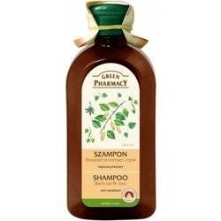 Green Pharmacy Szampon Dziegieć 350 ml