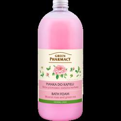 Green Pianka d/k Róża piżmowa&Zielona herbata 1000ml