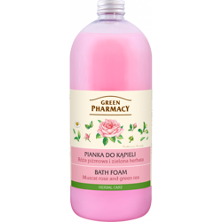 Green Pianka d/k Róża piżmowa&Zielona herbata