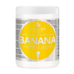 Kallos Maska do włosów Banan 1000ml