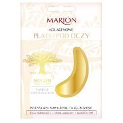 Marion Golden Kolagenowe płatki pod oczy