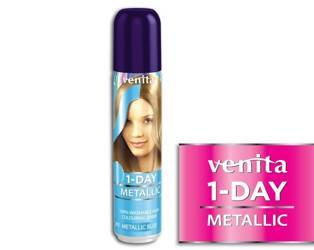 Venita 1-Day Color Metallic Blue 50 ml