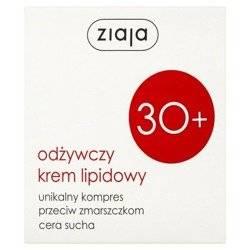 Ziaja 30  Krem odżywczy lipidowy n/n 50ml