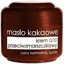 Ziaja Masło Kakaowe Q10 krem przeciwzmarszczkowy 50 ml