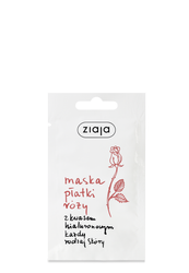Ziaja Różana Maseczka z kwasem hialuronowym 7 ml
