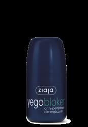 Ziaja Yego Antyperspirant bloker dla mężczyzn 60 ml