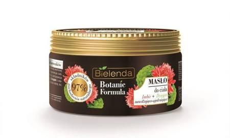 Bielenda Botanic Imbir+Dzięgiel Masło d/c 250ml
