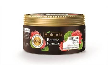 Bielenda Botanic Imbir+Dzięgiel Peeling d/c 350g