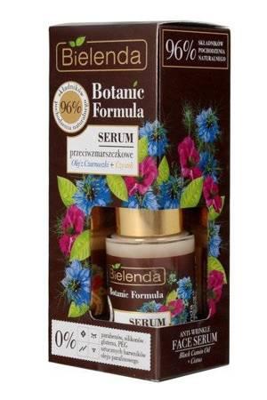 Bielenda Botanic O.Czarnuszki+Czystek Serum 15ml