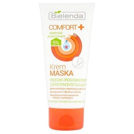 Bielenda Comfort Maska przeciw zrogowaceniom 100ml.