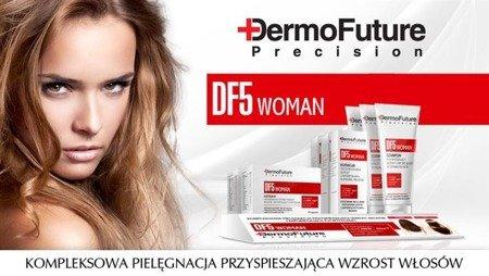 DermoFuture DF5Woman Szampon zapobiegający wypadaniu włosów 200ml