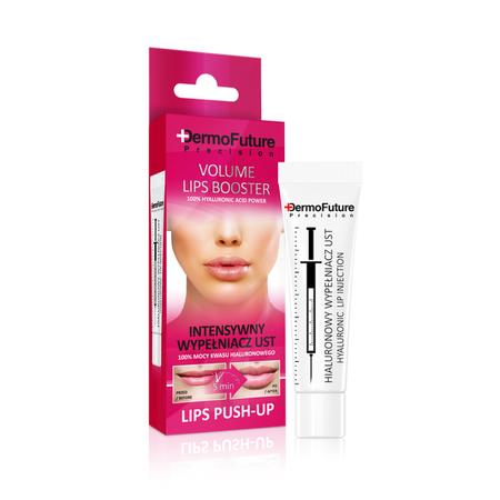 DermoFuture Wypełniacz hialuronowy do ust 12ml