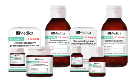 Dr Medica Trądzik Serum przeciwtrądzikowe dzień/noc 30 ml