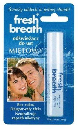 Fresh Breath Odświeżacz do ust Miętowy 10 g