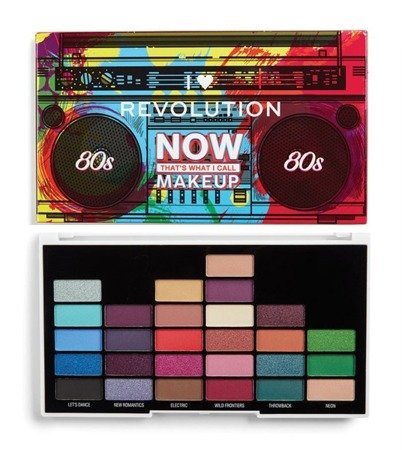 I Heart Make Up Cienie Now That What Call 80S