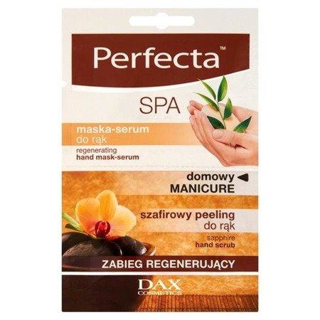 Perfecta SPA Maska-serum do rąk 2x6ml