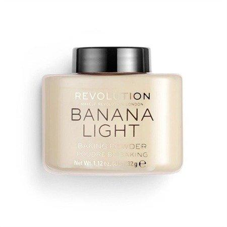 Revolution Puder sypki Banana Light