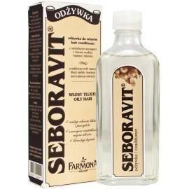 Seboravit Odżywka do włosów tłustych 100ml st