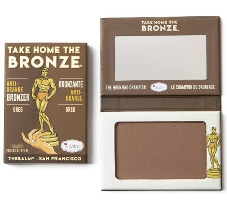 The Balm Take Home Bronze Greg