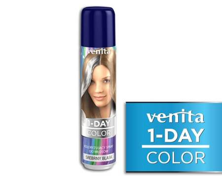 Venita 1-Day Color Srebrny promień 50 ml