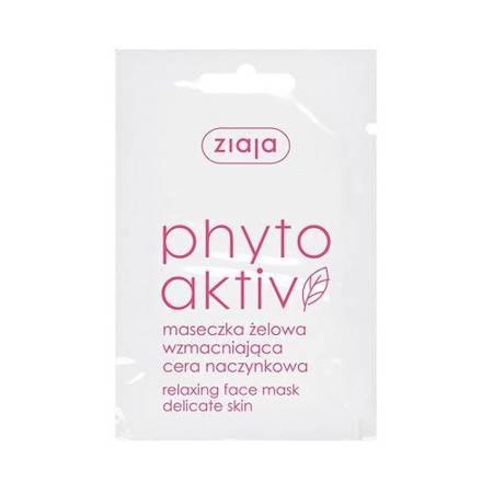 Ziaja PhytoAktiv Maseczka żelowa wzmacniająca 7 ml